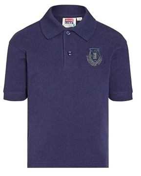 Picture of Polo Shirts - d'Auvergne (Navy)