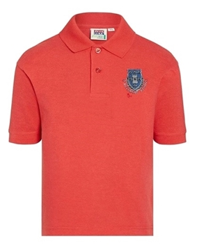 Picture of Polo Shirts - d'Auvergne (Red)