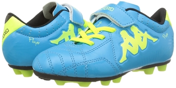 Picture of Football Boots - KAPPA Blue/Cyan (Velcro)