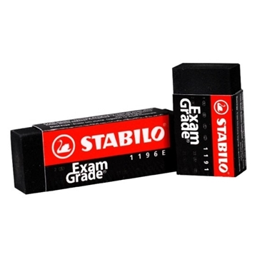 Picture of Stabilo Erasers - Exam Grade