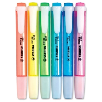 Picture of Stabilo Highlighters - Swing Cool