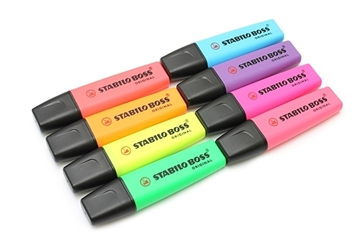 Picture of Stabilo Highlighters - BOSS Original