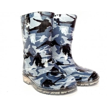 Picture of Boys Wellingtons - Camo/Football