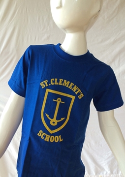 Picture of PE T-Shirts - St Clement's