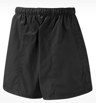Picture of Rugby Shorts - Black
