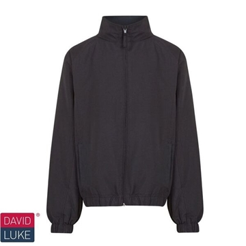 Picture of Tech Tracksuit Top - Black