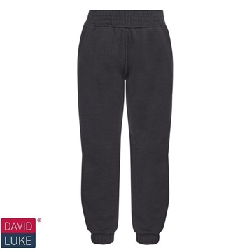 Picture of Jogging Bottoms - Black