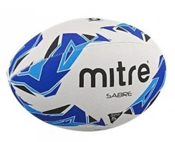 Picture of Rugby Ball - Sabre White