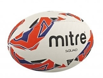 Picture of Rugby Ball - Squad White