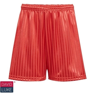 Picture of Shadow Stripe Shorts -Red