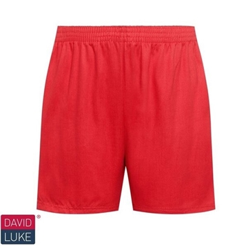 Picture of Classic Sports Shorts - Red