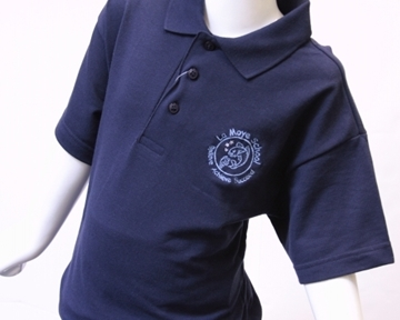 Picture of PE Polo Shirts - La Moye