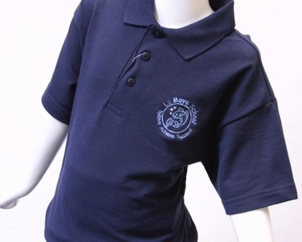 Picture of PE Polo Shirts - La Moye