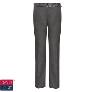 Picture of Boys Trousers - Senior David Luke (Slim Fit)