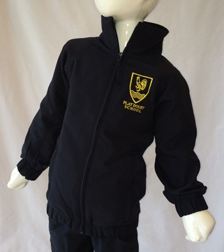 Picture of Tech Tracksuit Top - Plat Douet