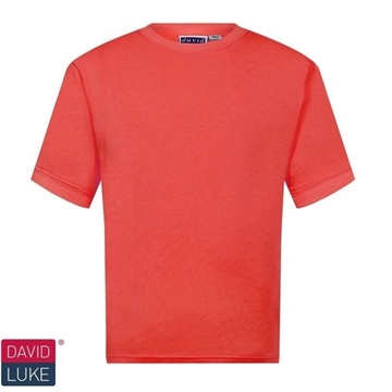 Picture of T-Shirts - Red