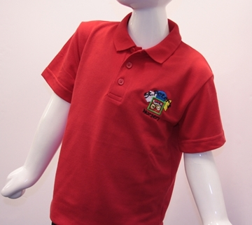 Picture of Nursery Polo Shirts - St Peter