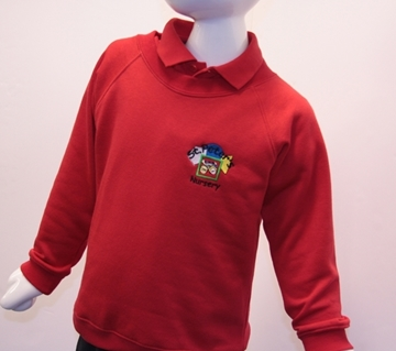 Picture of Nursery Sweatshirts - St Peter