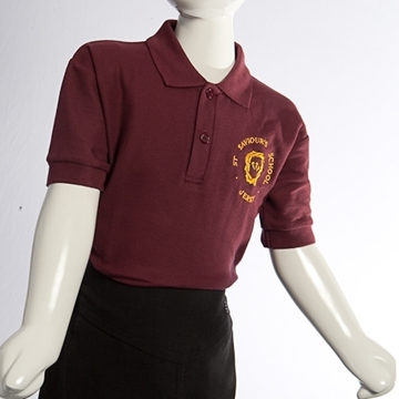 Picture of Polo Shirts - St Saviour