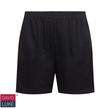Picture of Classic Sports Shorts - Black