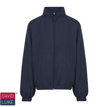 Picture of Tech Tracksuit Top - Navy