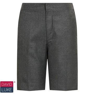 Picture of Shorts - Grey Bermuda David Luke