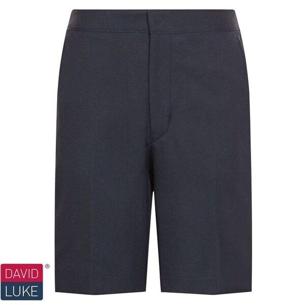 Picture of Shorts - Navy Bermuda David Luke