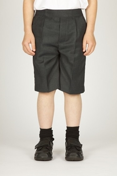 Picture of Shorts - Grey Basic Trutex