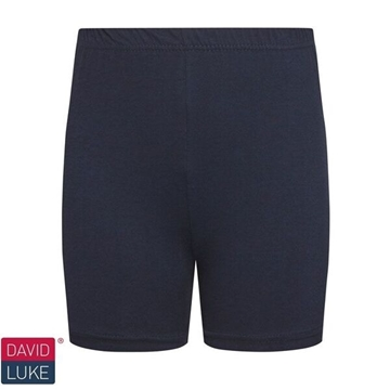 Picture of Girls Gym Shorts - Navy