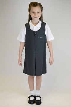 Picture of Trutex Pinafore - Grey