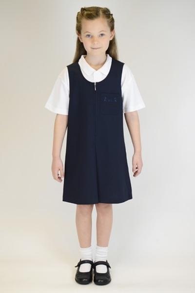 c1674e581 Trutex Pinafore - Navy | Jersey Schools & Sports Kit
