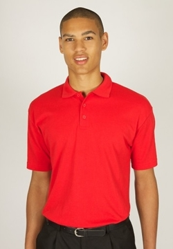 Picture of Polo Shirt - Red