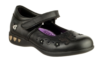 Picture of Girls Shoes - 'Holly Lights'
