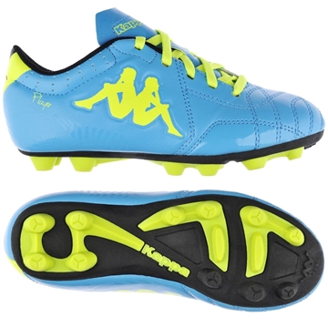 Picture of Football Boots - KAPPA Blue/Cyan (Lace)