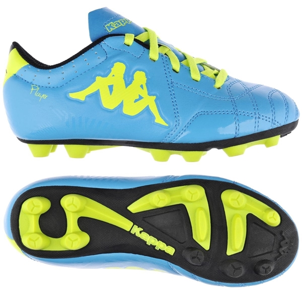 c96a82b92327d Picture of Football Boots - KAPPA Blue Cyan (Lace)