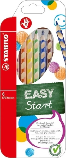 Picture of Stabilo Pencils - EASYcolours (Right-Handed)
