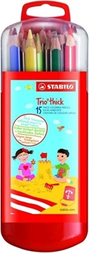 Picture of Stabilo Pencils - Trio Thick