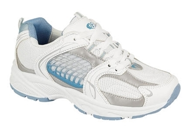 Picture of Girls Trainers - 'Tiffany Lace'