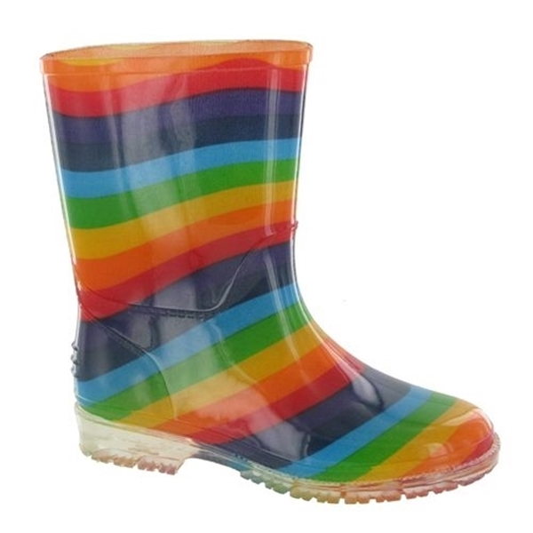 Picture of Wellingtons - Rainbow