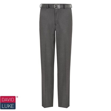 Picture of Boys Trousers - Senior David Luke (Flat Front Reg.)