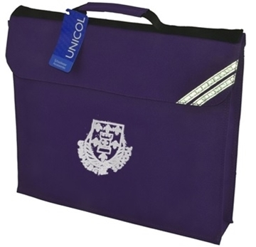 Picture of Book Bags - d'Auvergne (Navy)