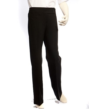 Picture of Girls Trousers - Senior Trutex (Button Waist)
