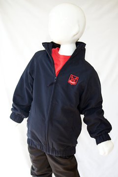 Picture of Old Tech Tracksuit Top - St Peter