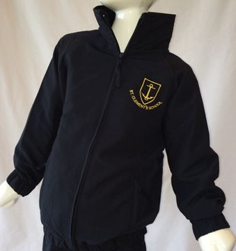 Picture of Tech Tracksuit Top - St Clement's