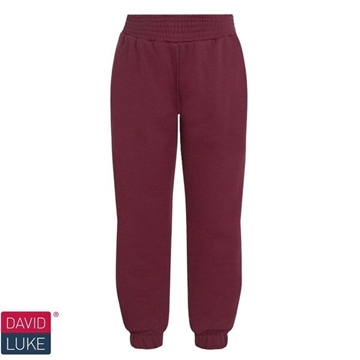 Picture of Jogging Bottoms - Maroon