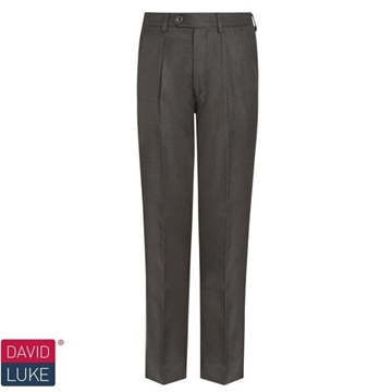 Picture of Boys Trousers - Senior David Luke (Elastic Back)