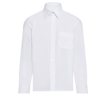Picture of Shirts Long Sleeve - White - 2 pack