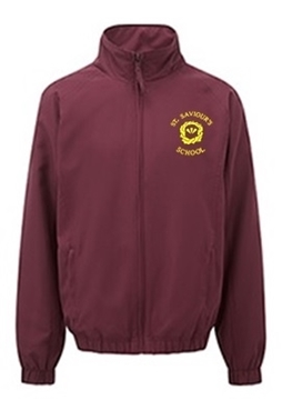 Picture of Tech Tracksuit Top - St Saviours