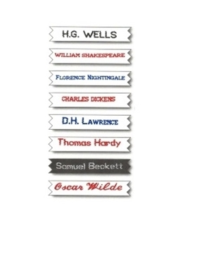 Picture of Stitch-On Name Labels