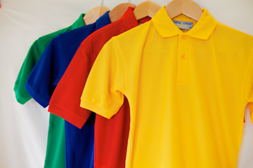 Picture of PE Polo Shirt - De La Salle College